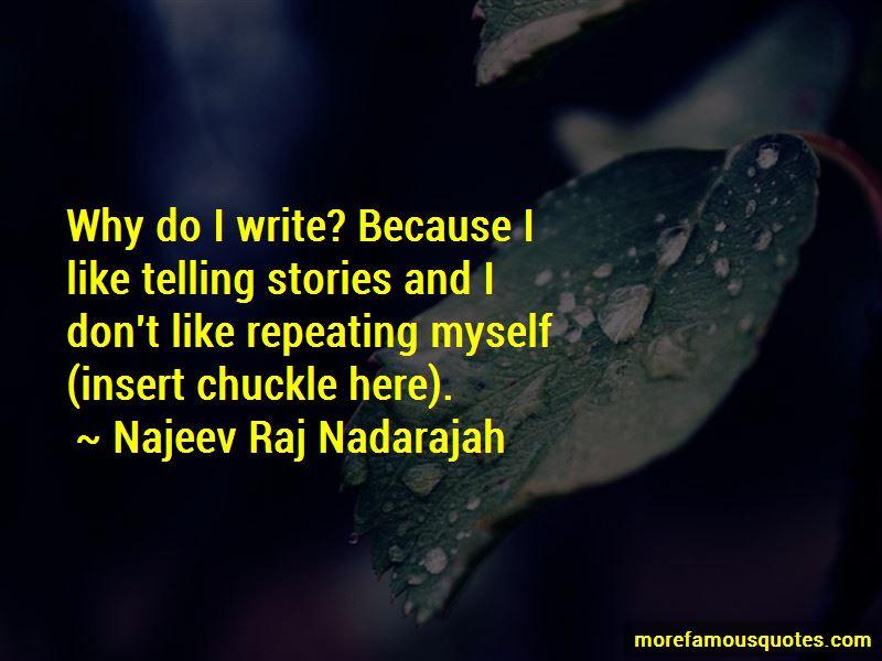 Najeev Raj Nadarajah Quotes Pictures 2