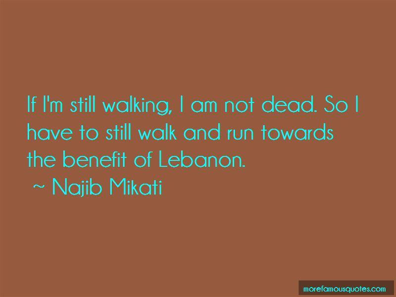 Najib Mikati Quotes Pictures 2