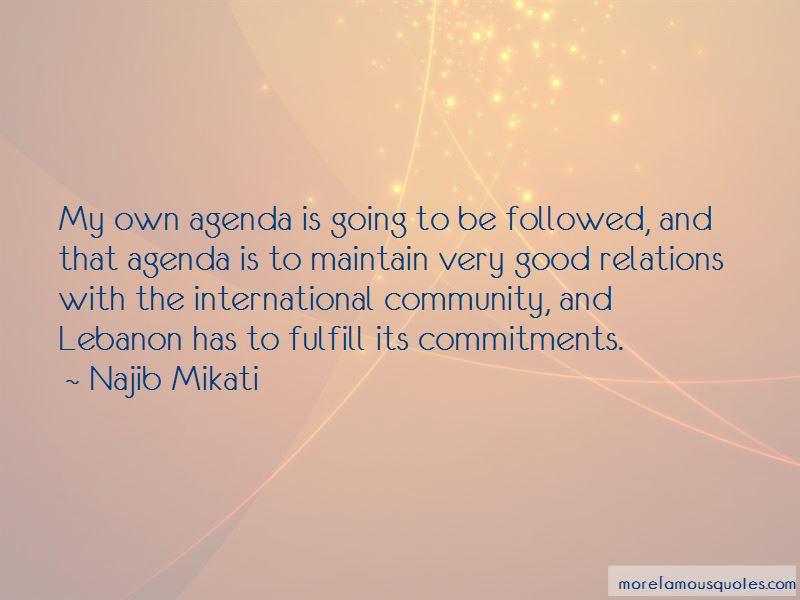 Najib Mikati Quotes Pictures 3