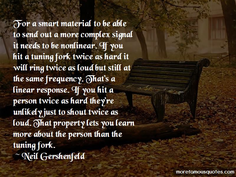 Neil Gershenfeld Quotes Pictures 3