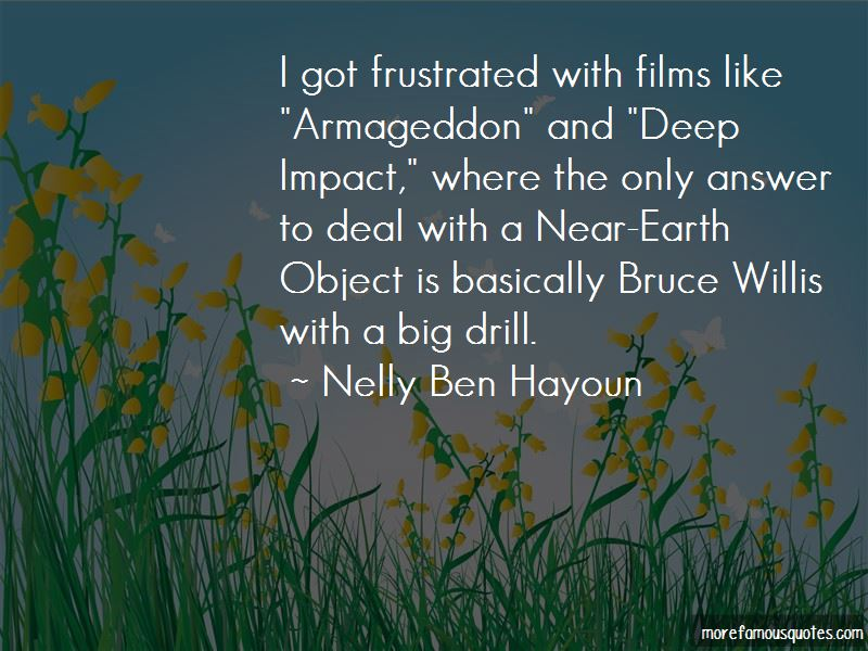 Nelly Ben Hayoun Quotes Pictures 3