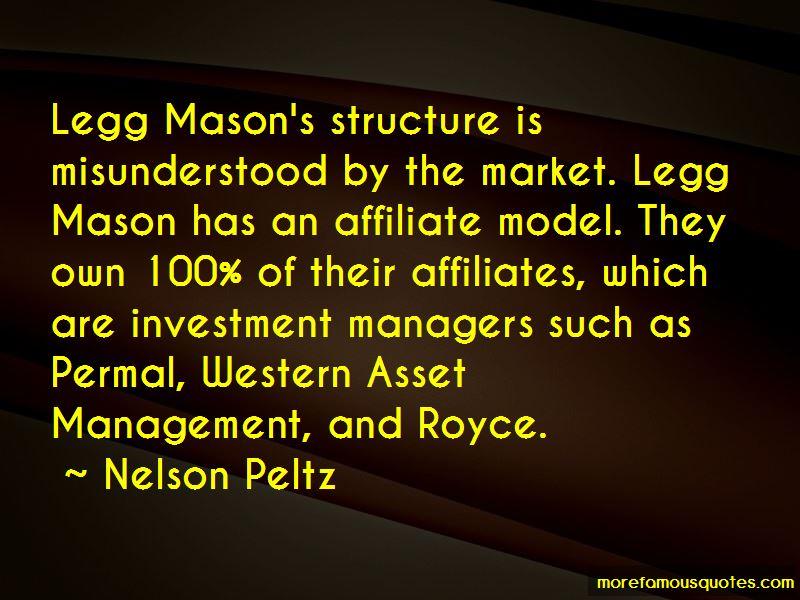 Nelson Peltz Quotes