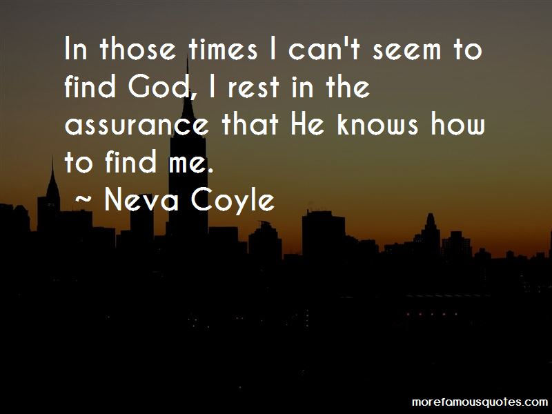 Neva Coyle Quotes Pictures 4