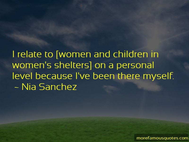 Nia Sanchez Quotes Pictures 4