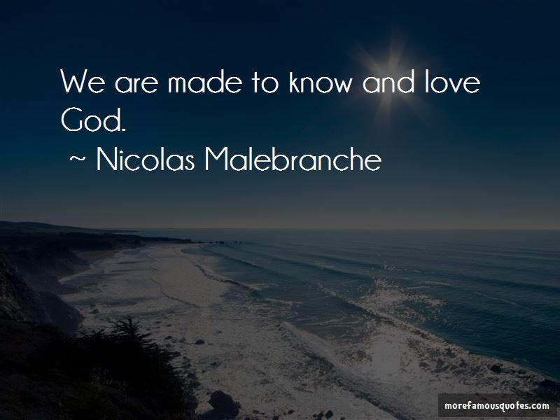 Nicolas Malebranche Quotes Pictures 4