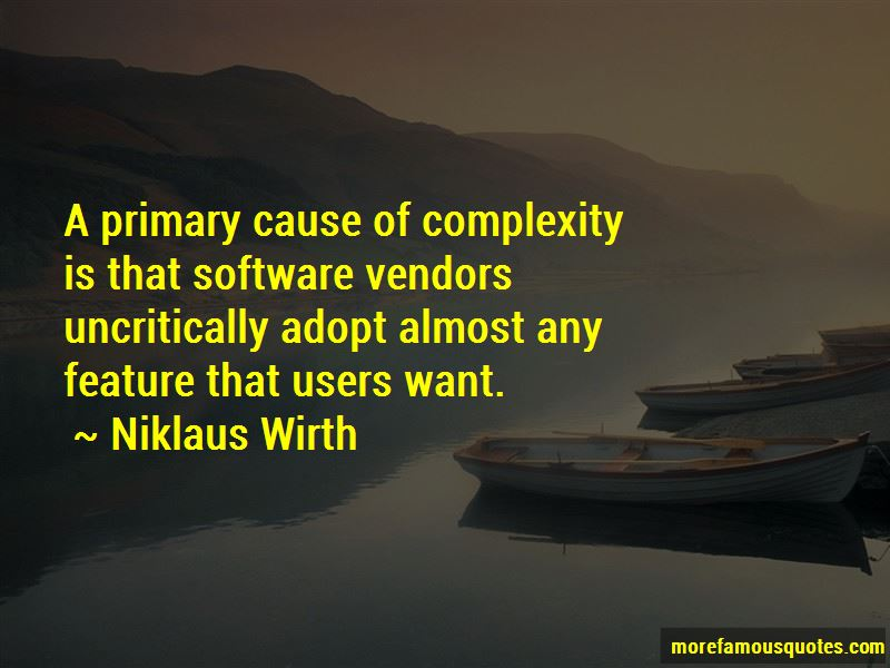 Niklaus Wirth Quotes Pictures 4