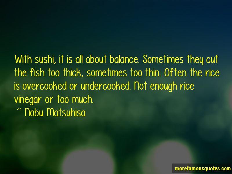 Nobu Matsuhisa Quotes Pictures 2