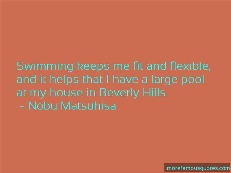 Nobu Matsuhisa Quotes Pictures 3