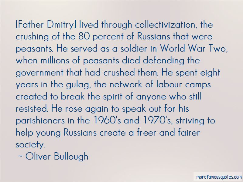 Oliver Bullough Quotes Pictures 2