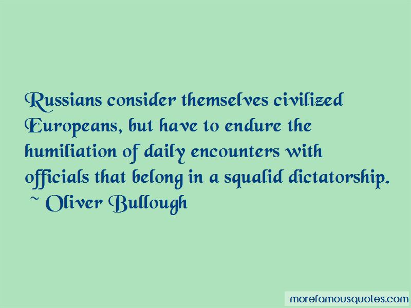 Oliver Bullough Quotes Pictures 3