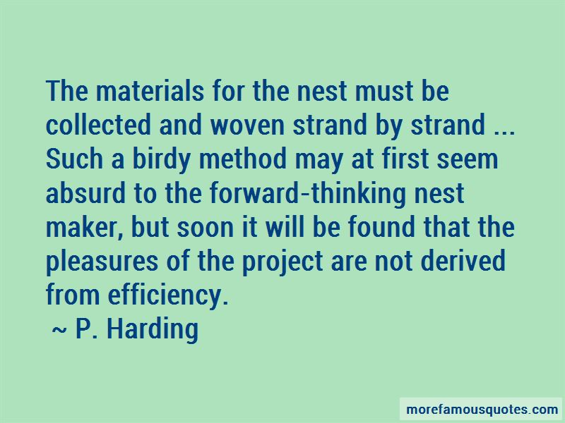 P. Harding Quotes Pictures 4