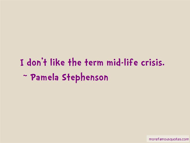 Pamela Stephenson Quotes Pictures 3