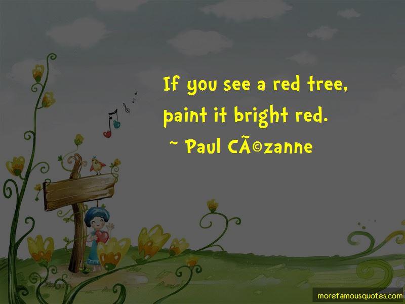 Paul-Cezanne Quotes Pictures 3