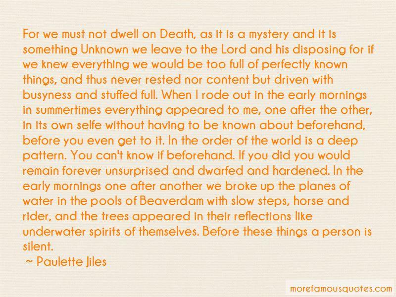 Paulette Jiles Quotes Pictures 2