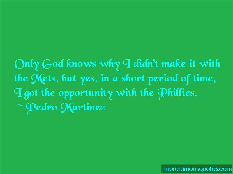 Pedro Martinez Quotes Pictures 2