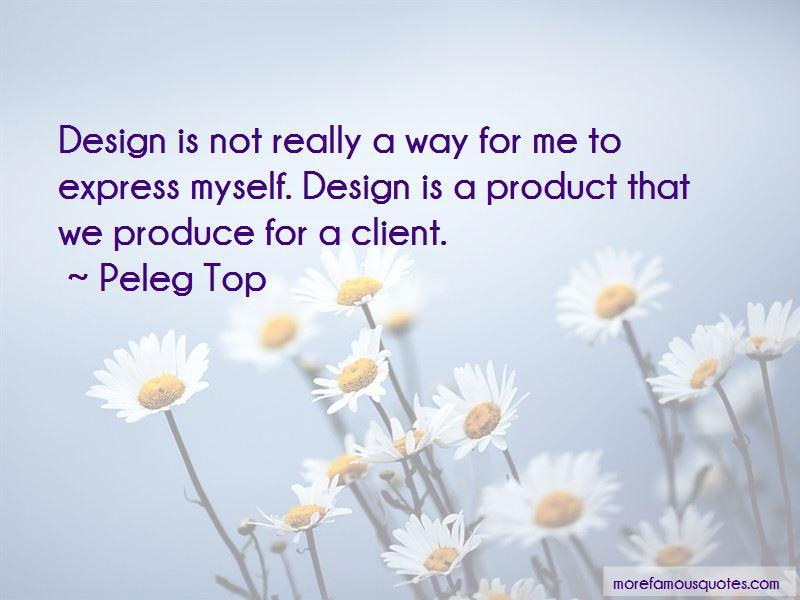 Peleg Top Quotes Pictures 3