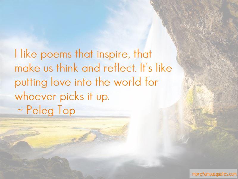Peleg Top Quotes Pictures 4