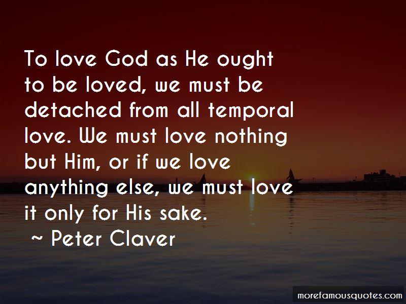 Peter Claver Quotes