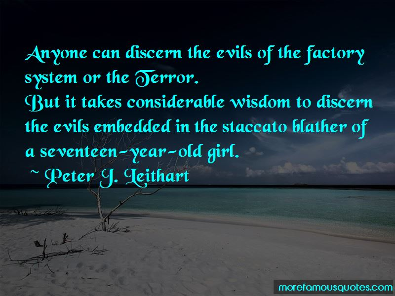 Peter J. Leithart Quotes Pictures 3