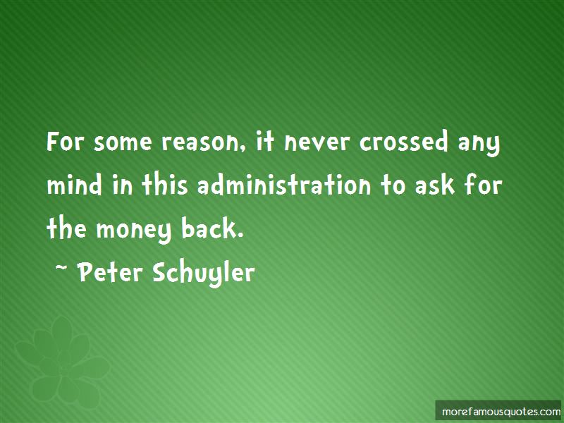 Peter Schuyler Quotes Pictures 4