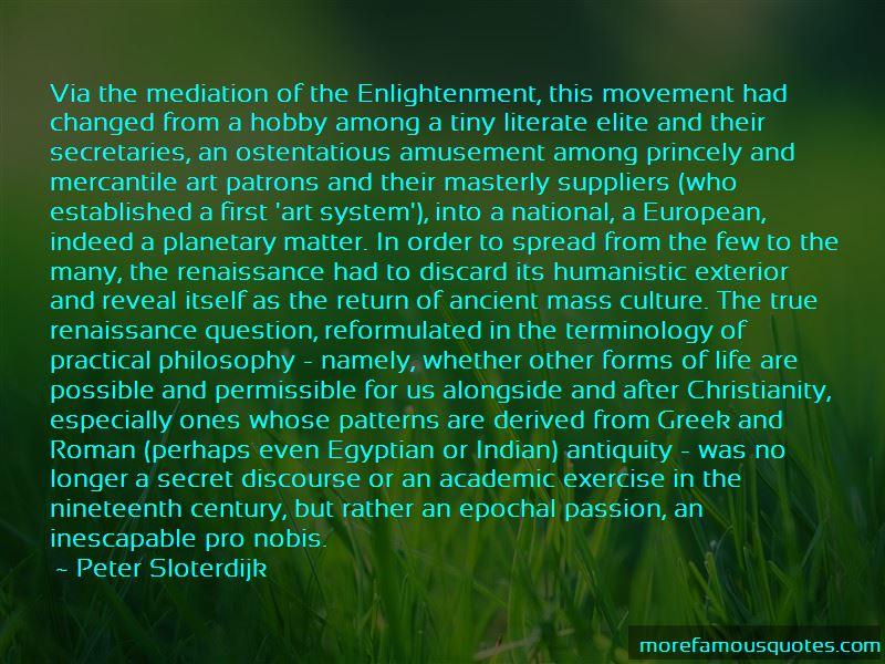 Peter Sloterdijk Quotes Pictures 2