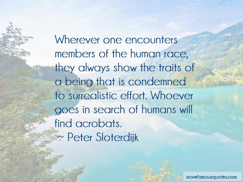 Peter Sloterdijk Quotes Pictures 4