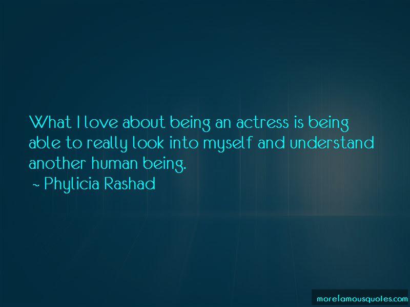 Phylicia Rashad Quotes