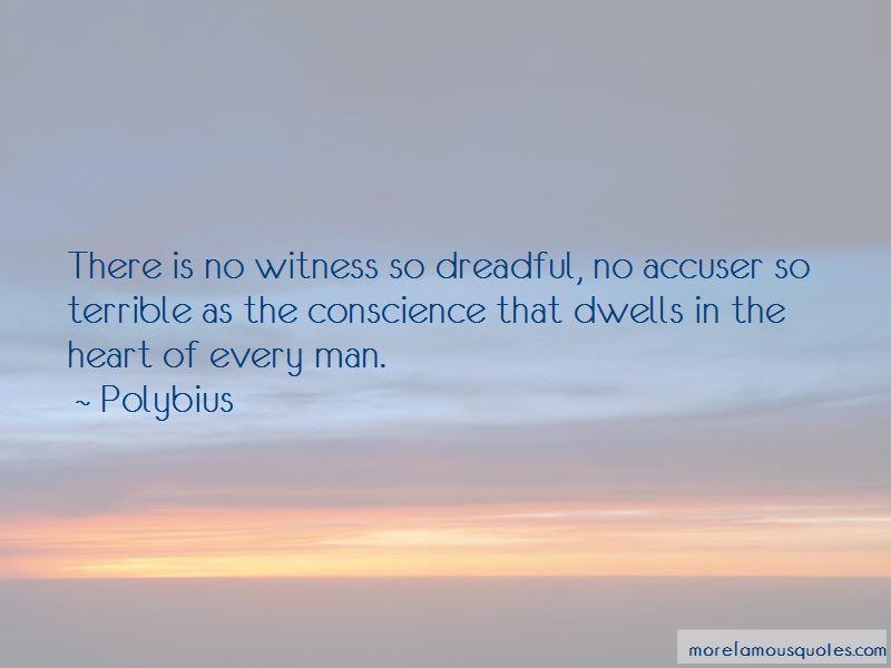 Polybius Quotes