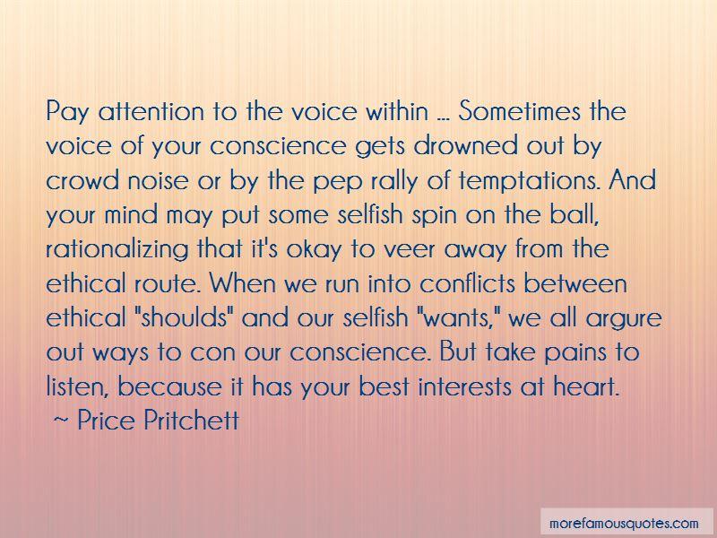 Price Pritchett Quotes