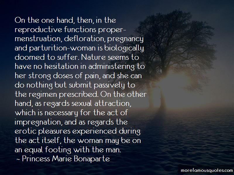 Princess Marie Bonaparte Quotes