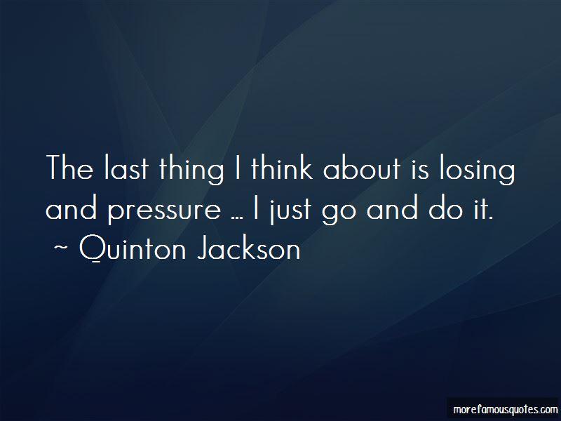 Quinton Jackson Quotes Pictures 2