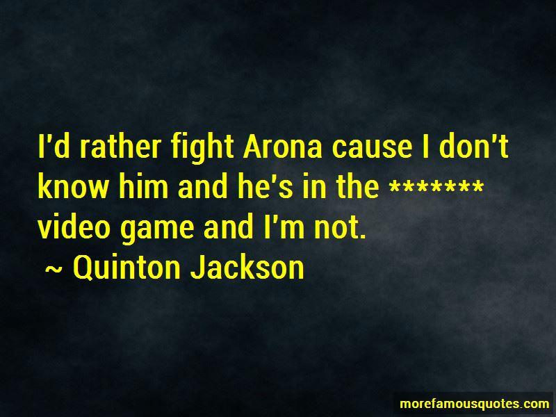 Quinton Jackson Quotes Pictures 3