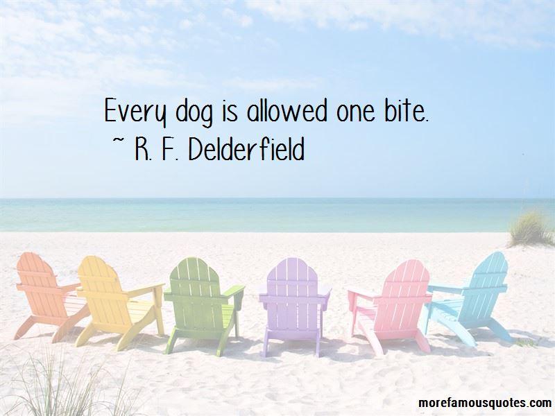 R. F. Delderfield Quotes