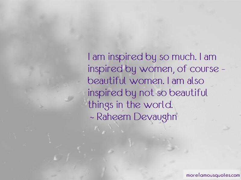 Raheem Devaughn Quotes Pictures 2