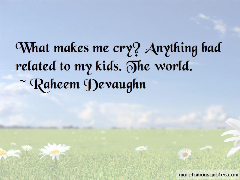 Raheem Devaughn Quotes Pictures 4