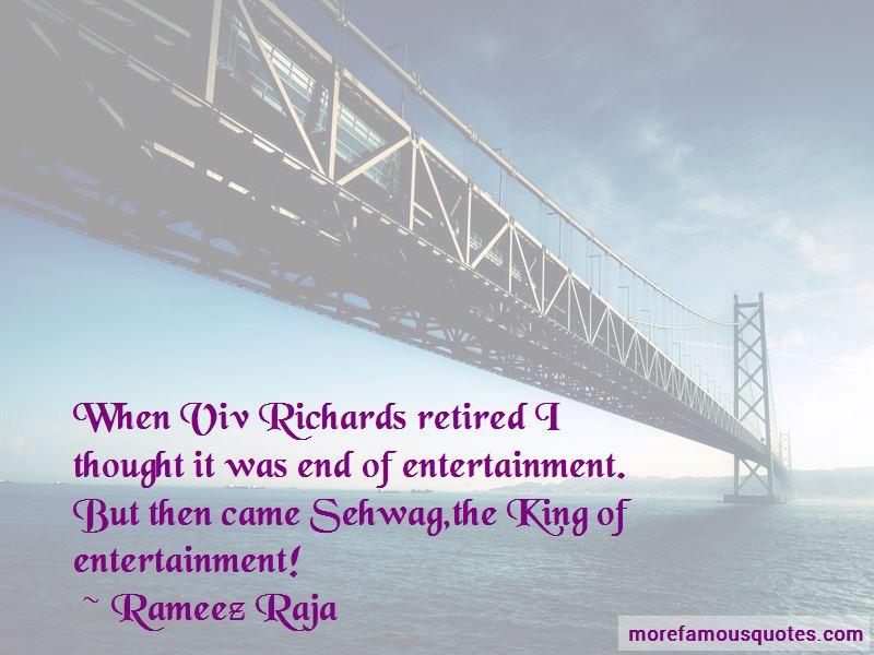 Rameez Raja Quotes Pictures 2