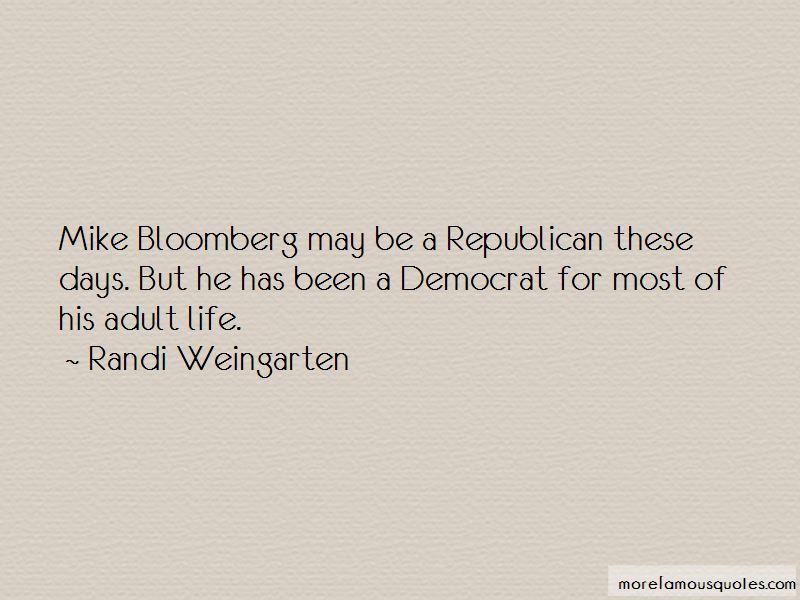 Randi Weingarten Quotes