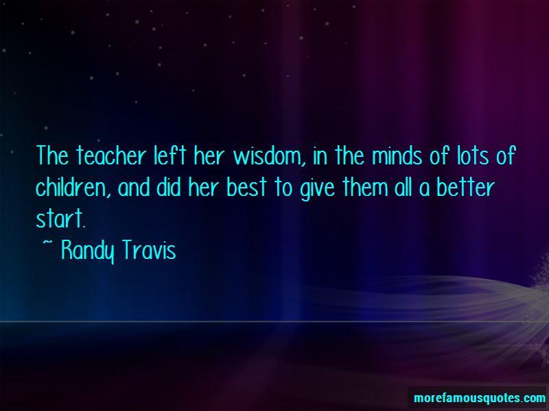 Randy Travis Quotes Pictures 4