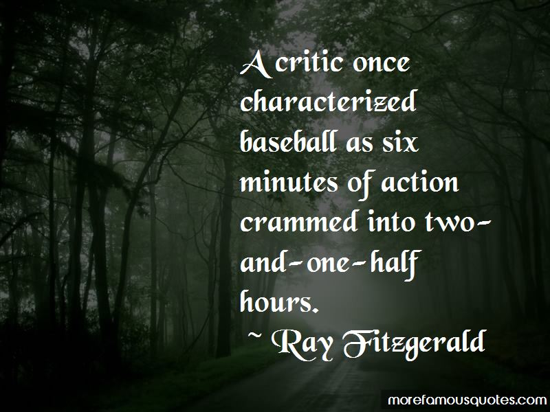 Ray Fitzgerald Quotes Pictures 2