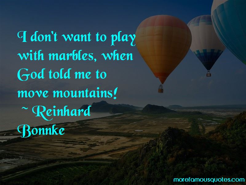 Reinhard Bonnke Quotes Pictures 2