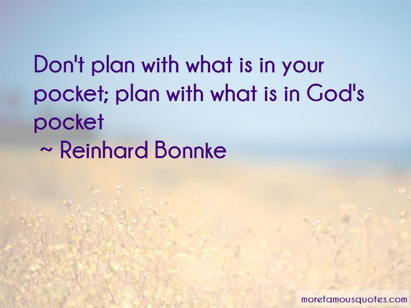 Reinhard Bonnke Quotes Pictures 3