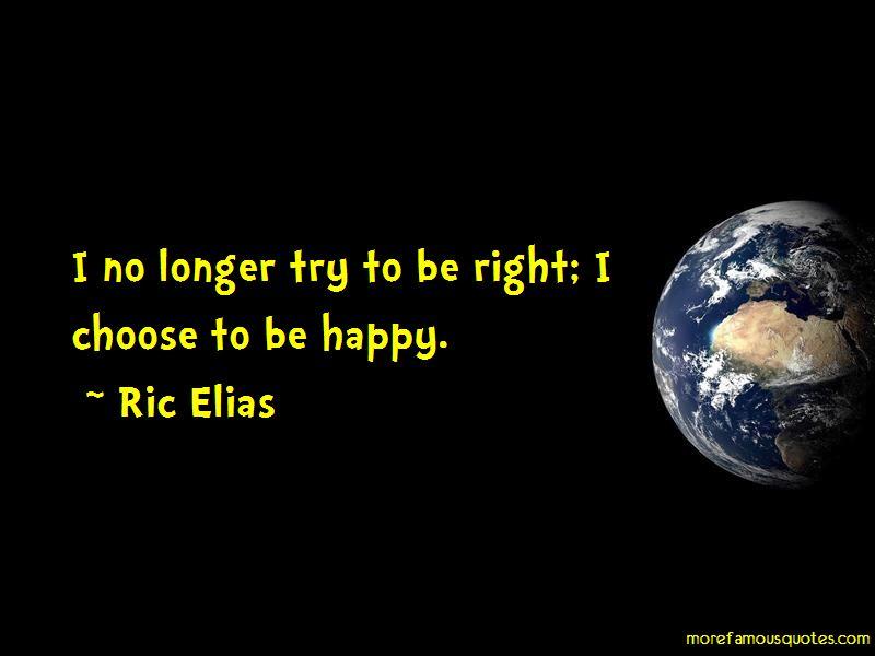 Ric Elias Quotes Pictures 2