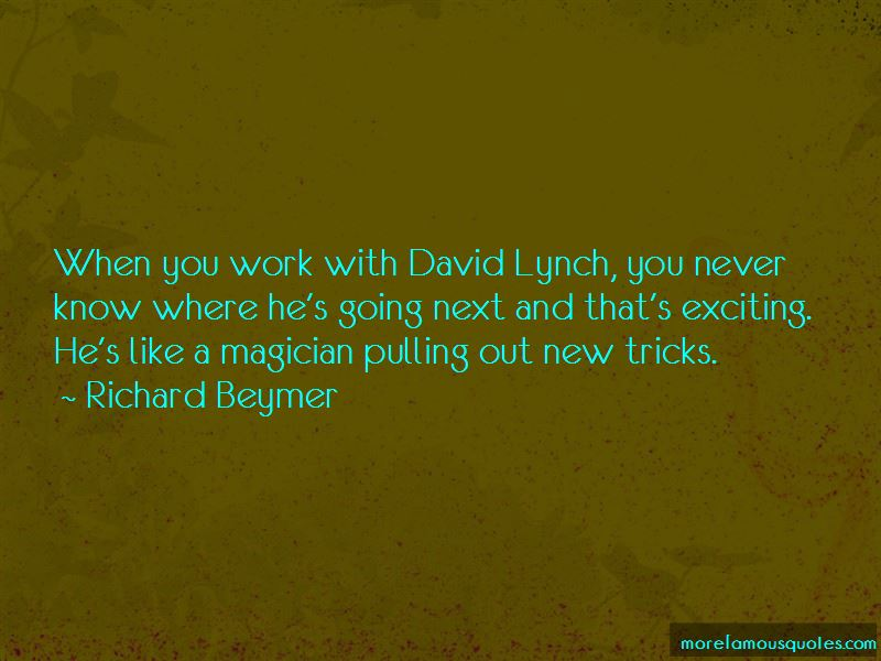 Richard Beymer Quotes Pictures 2