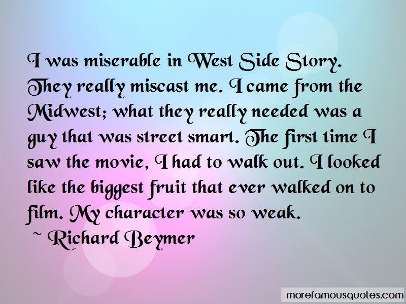 Richard Beymer Quotes