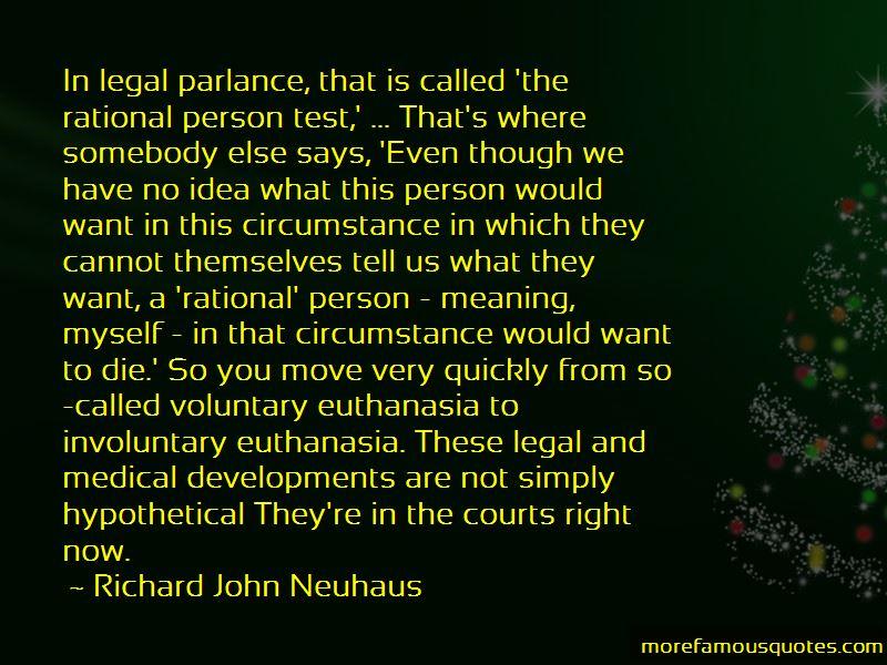 Richard John Neuhaus Quotes Pictures 2