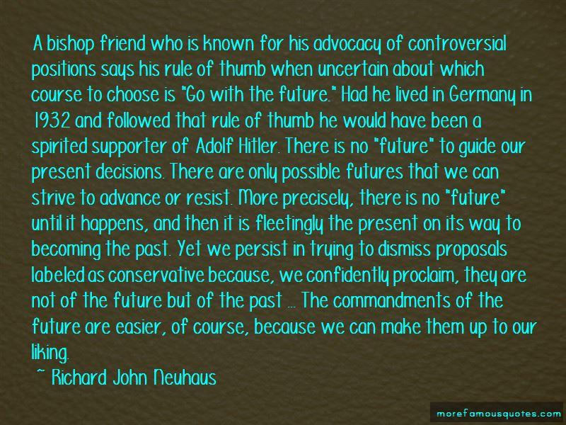 Richard John Neuhaus Quotes Pictures 4