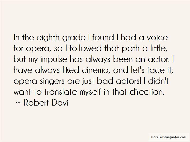 Robert Davi Quotes