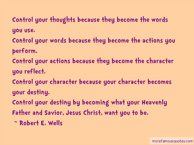 Robert E. Wells Quotes Pictures 2