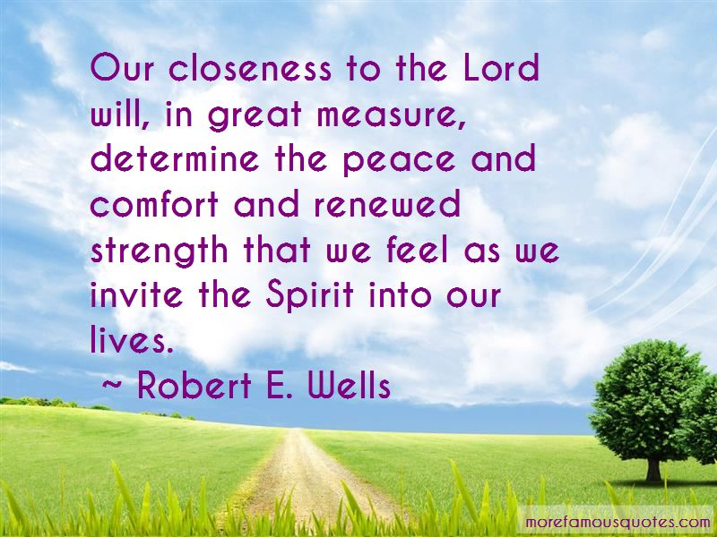 Robert E. Wells Quotes Pictures 3
