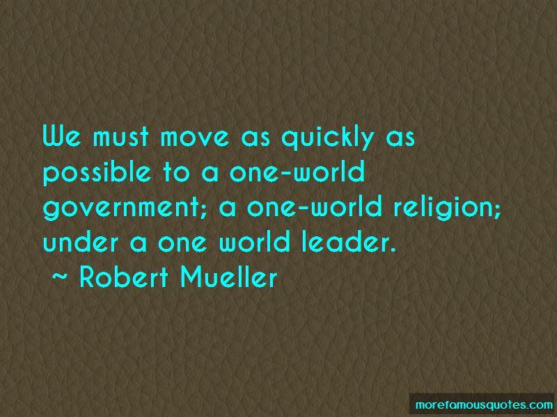 Robert Mueller Quotes Pictures 2